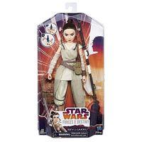 Star Wars Forces of Destiny: Rey, Dukke 28 cm