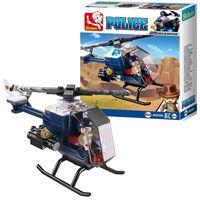 Sluban, Byggesett - Politihelikopter