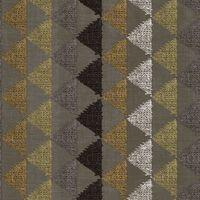 Zero Veggtapet Triangles brun