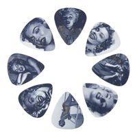 10-pakning Plekter Marilyn Monroe
