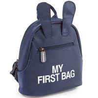 CHILDHOME Barnesekk My First Bag marineblå