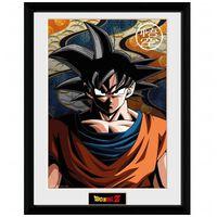 Dragon Ball Z, Tavle - Goku