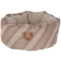 Kerbl Valpeseng Love You 40x20 cm beige