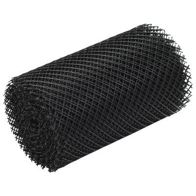 vidaXL Takrennenett med klips 4 stk HDPE 1,08 ㎡