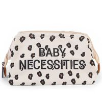 CHILDHOME Toalettmappe Baby Necessities leopard