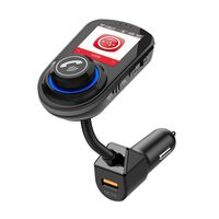 Bluetooth-adapter for bilen - FM-sender - billader