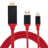 USB-C til HDMI adapter 2 m