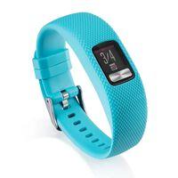 Garmin Vivofit 4 armbånd - Blå - S