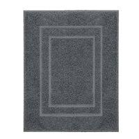 Kleine Wolke Badematte Plaza 60x80 cm mørkegrå