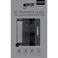 GEAR Herdet Glass 2.5D Nokia 3