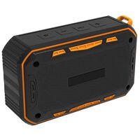 Sportslig Vannresistens Bluetooth-Høyttaler - Orange