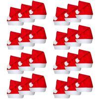 Sett med 24 julenisseluer
