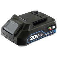 Draper Tools Batteri for strømutveksling serie Storm Force 2Ah 20V