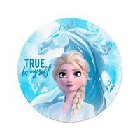 Frozen 2, Rundt Håndkle - Elsa og Nokk