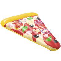Bestway Flytende solseng Pizza Party 188x130 cm