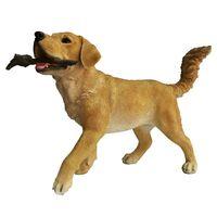 Esschert Design Labrador med pinne 62,6x23,7x40cm