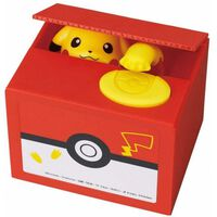 Elektronisk Pokémon Sparebøsse med Pikachu