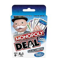 Monopol Deal - Kortspill
