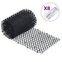 vidaXL Dyreavstøtere 10 stk 400x30 cm PP