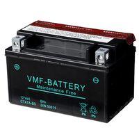 VMF Powersport Liquifix-batteri 12 V 6 Ah MF YTX7A-BS