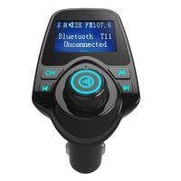 Håndfri Bluetooth-adapter for bil mp3-spiller