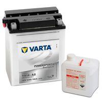 Varta Freshpack-batteri 12 V 14 Ah YB14-A2/ B2