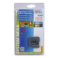 Nexa Wireless 2-kanalsender for integrasjon
