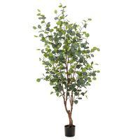 Emerald Kunstig eukalyptustre i potte 140 cm