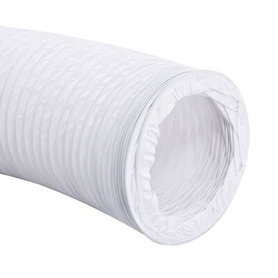 vidaXL Ventilasjonsslange PVC 6 m 12,5 cm,