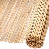 Nature Hageskjerm bambus 1,5x5 m