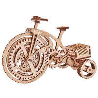 Wood Trick Modellsett skala tre sykkel