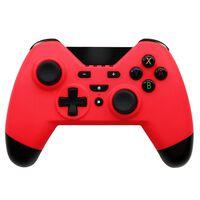 Håndkontroll for Nintendo Switch - trådløs - rød