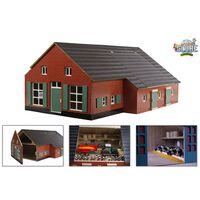 Kids Globe Gårdhus med med låve 1:32 610111