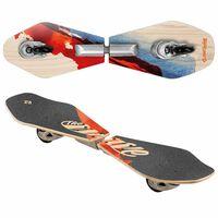 Street Surfing Waveboard Wave Rider Abstract 86 cm 03-12-002-2