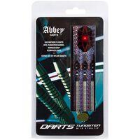 Abbey Darts Dartsett 3 stk 85% wolfram 26 g sølv