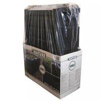 Nature Kompostbinge Sort 1200 L 6071483