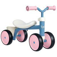 Smoby Barnesykkel Rookie blå og rosa