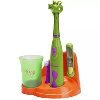 Bestron Elektrisk tannbørstesett Crocodile DSA3500A
