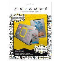 Friends - 25x Klistremerker