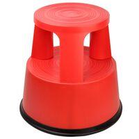 DESQ Trinnkrakk 42,6 cm rød