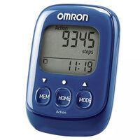 Omron Elektronisk skritteller Walking Style  blå OMR-HJ-325-EB