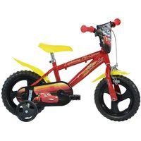 "Dino Bikes Barnesykkel Cars 3 rød 12"" DINO356017"