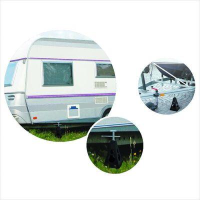 ProPlus Støttebukker til campingvogn 4 stk 750kg