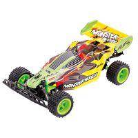 Happy People Radiostyrt lekebil Monster Buggy