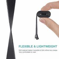 Fitbit Inspire / Inspire HR armbånd Milanese Loop svart - S
