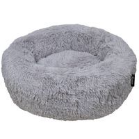 "DISTRICT70 Pet Bed ""FUZZ"" Light Grey L"