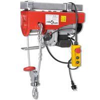 Elektrisk vinsj 1300 W 500/999 kg