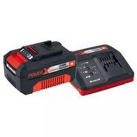 Einhell Batteri startsett Power X-Change 18 V 4 Ah 4512042