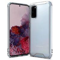 Slagfast Samsung Galaxy S20 - gjennomsiktig