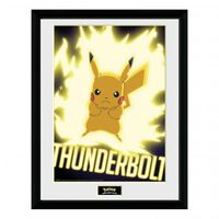Pokémon, Tavle - Thunder Bolt Pikachu
